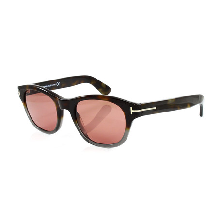 Men's FT0530S Sunglasses // Dark Havana