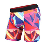 Entourage Boxer Brief // Technicolor Multicolor (S)