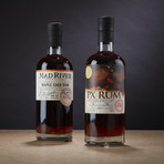 Mad River Maple Cask Rum + Mad River PX Rum // Set of 2