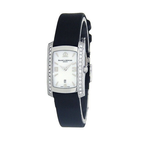 Baume & Mercier Ladies Hampton Milleis Quartz // 65504 // Pre-Owned