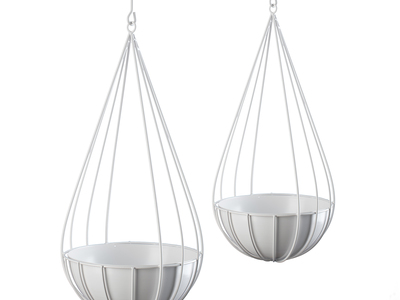 photo of Raindrop Hanging Planter by Touch Of Modern