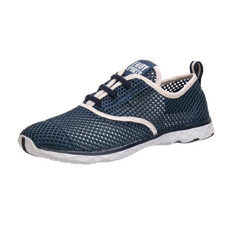Men's XDrain Classic 1.0 Water Shoes // Navy + Gray (US: 7)