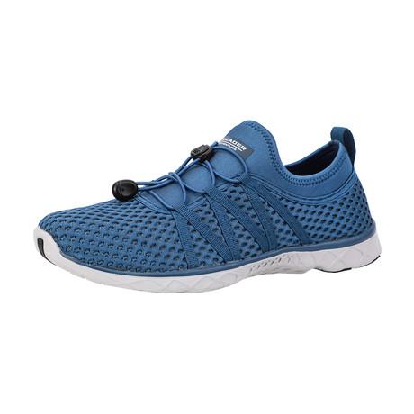 Men's Quick Drying Aqua Water Shoes // Navy (US: 7)