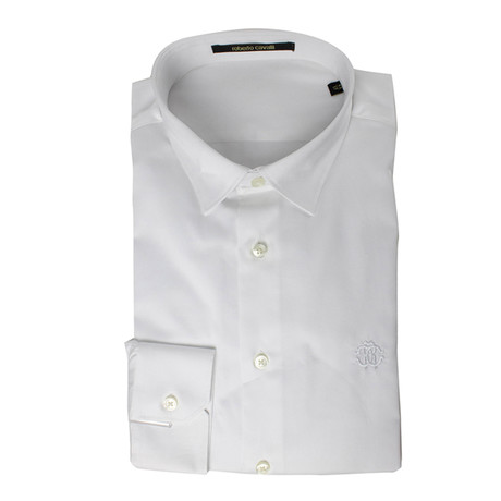 Francesco Comfort Fit Dress Shirt // White (US: 15R)