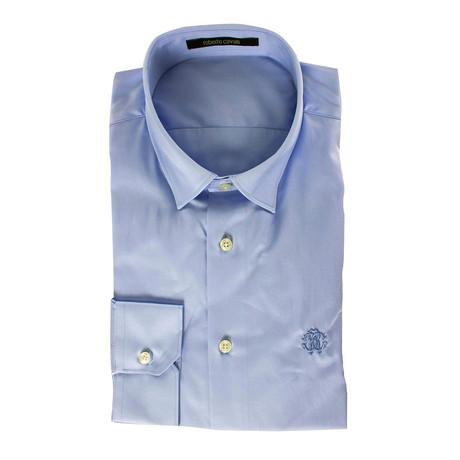 Piero Comfort Fit Dress Shirt // Light Blue (US: 15R)