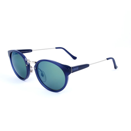 Unisex Panama Sunglasses // Blue