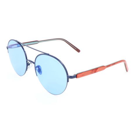 Unisex Cooper Sunglasses // Blue