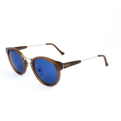 Men's Panama Sunglasses // Brown