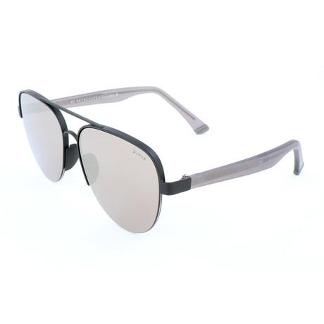 Unisex Air Sunglasses // Black + Gray