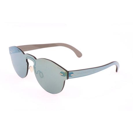 Unisex Paloma Sunglasses // Green