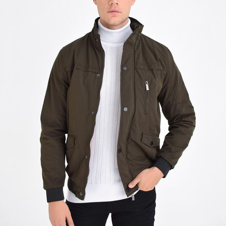 Yosemite Jacket // Olive Green (2XL)