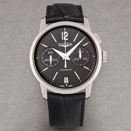 Vulcain Chronograph Automatic // 570157.310LF // New