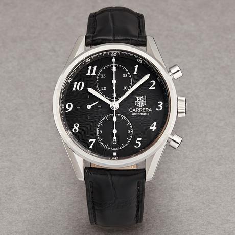 Tag Heuer Carrera Chronograph Automatic // CAS2110.FC6266