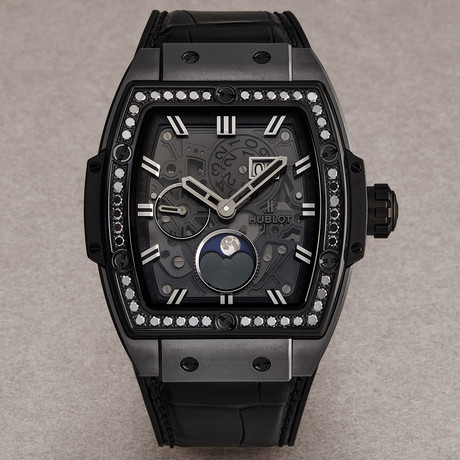 Hublot Automatic // 647.CI.1110.LR.1200 // New