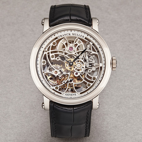 Franck Muller Manual Wind // 7042 B S6 SQT // New