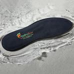 Hydrofeet // Dynamic Liquid Massaging Orthotic Insoles (US Women's Shoe Size: 5 - 6 - 7)