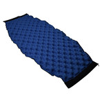 PAMMOCK Inflatable Sleeping Pad/Hammock (Blue)