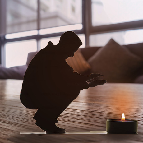 Warming Candle Holder // Set of 2