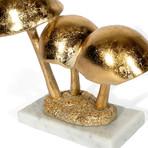 Golden Mushrooms