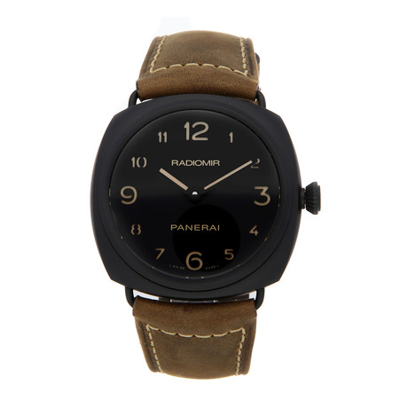 Panerai Radiomir Black Seal Ceramica Manual Wind // PAM00613 // Pre-Owned
