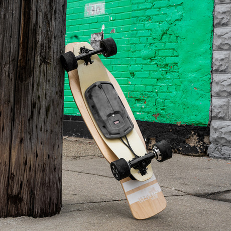 SoulArc Performance Electric Board // White