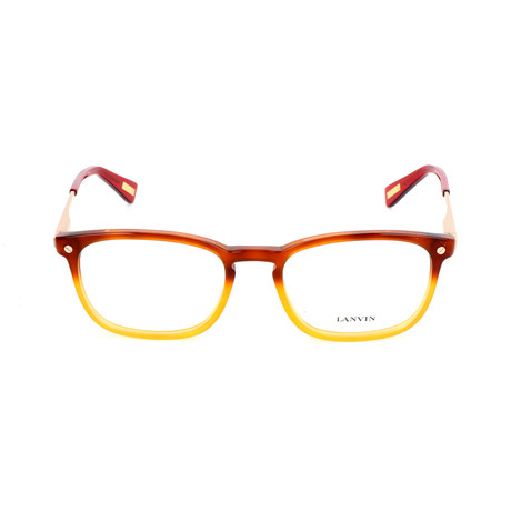 Unisex VLN638M Optical Frames // Havana Yellow