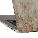 "Light Stone // MacBook Cover (Macbook Pro 13"" // Touchbar)"