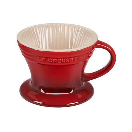 Pour Over Coffee Maker (White)