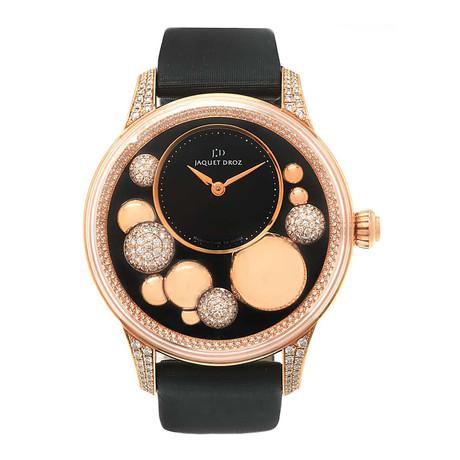 Jaquet Droz Ladies Petite Heure Minute Celeste Automatic // J005023531 // Store Display