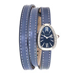 Bulgari Ladies Serpenti Quartz // SPS27C3SDL-4T // Store Display