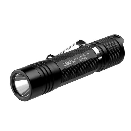 CREE XPL LED Flashlight