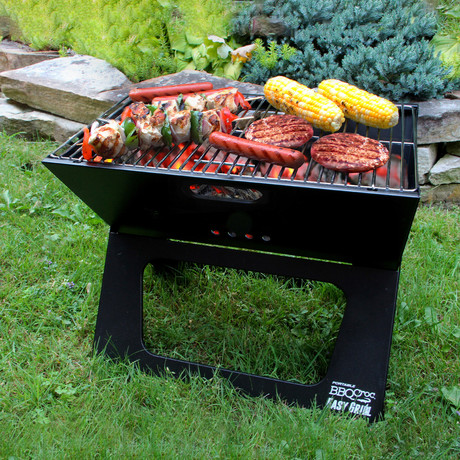 Portable BBQ Croc Easy Grill