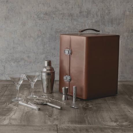 Manhattan Cocktail Case (Black)