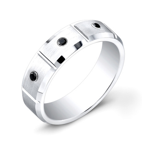 Black Diamond Ring // Cobalt + Chromo (7)