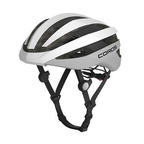 SafeSound Smart Road Cycling Helmet // White (Small)
