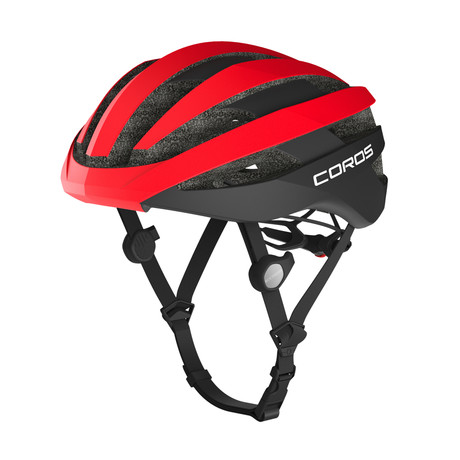 SafeSound Smart Road Cycling Helmet // Red (Small)