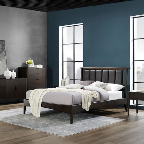 Cypress Platform Bed (Queen)