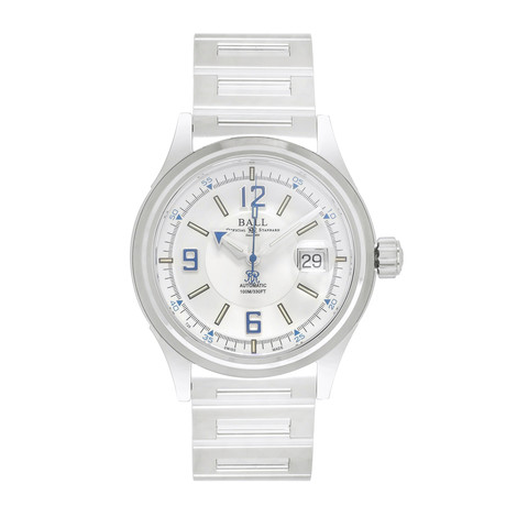 Ball Fireman Racer Automatic // NM2088C-S2J-WHBE // Store Display