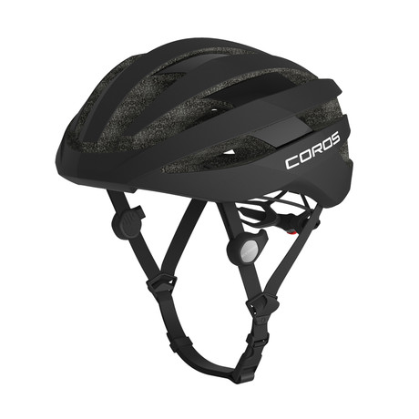 SafeSound Smart Road Cycling Helmet // Black (Small)