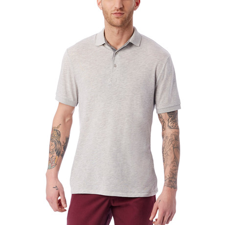 Eco Polo // Light Gray (S)