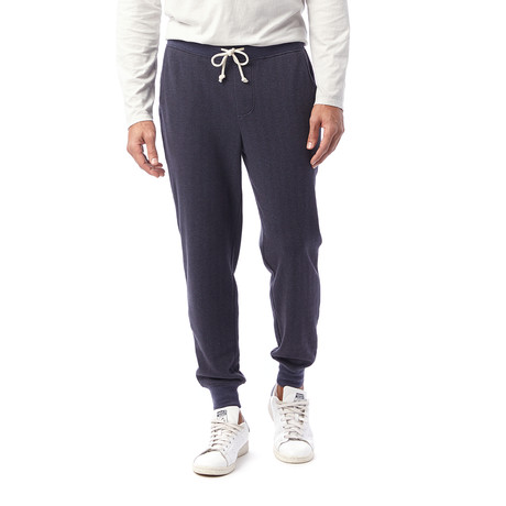 Eco-Fleece Dodgeball Pant // Navy (S)