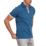 Hemmans Polo Shirt // Blue (S)
