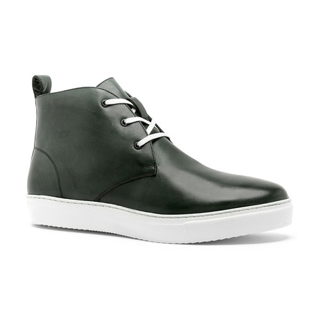 Ruiz Chukka Sneaker // Green (US: 7)