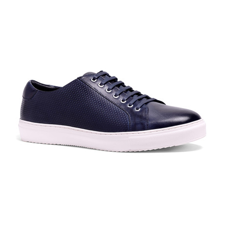 Miguel Low-Top Sneaker // Navy Blue (US: 7)