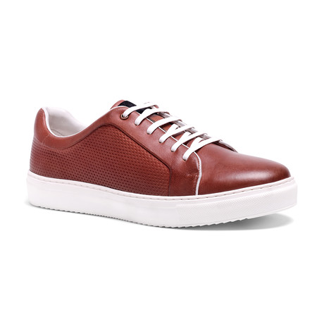 Miles Low-Top Sneaker // Cognac (US: 7)