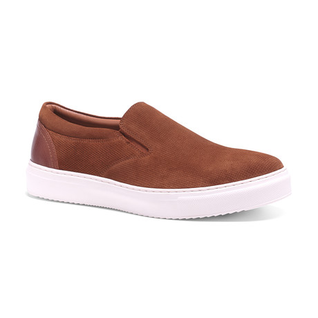 Don Slip-On Sneaker // Cognac (US: 7)