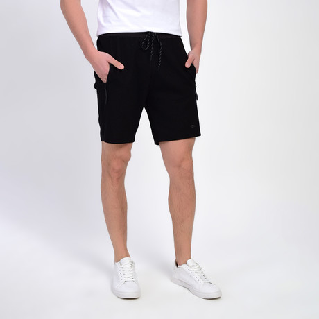 Canyon Short // Black (XS)