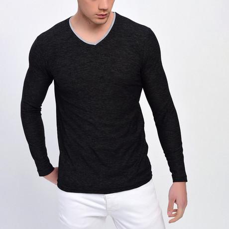 Desert Sweatshirt // Black (S)