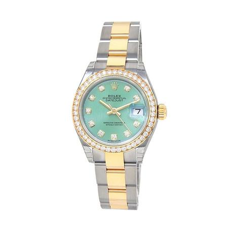 Rolex Ladies Datejust Automatic // 279383RBR // Random Serial