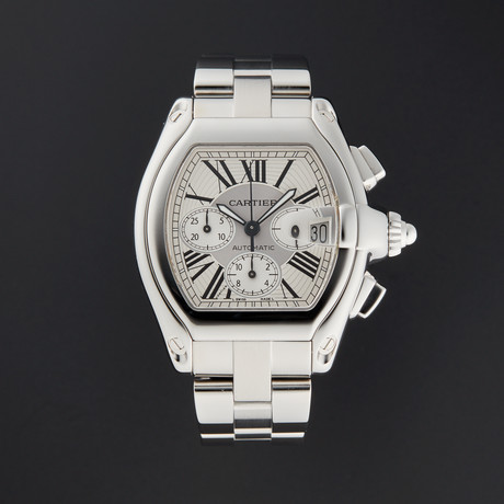 Cartier Roadster Chronograph Automatic // W62019X6 // Pre-Owned